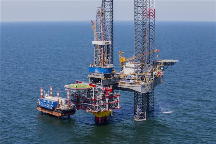 Yury Korchagin Phase 2 field development in the Russian sector of the Caspian Sea