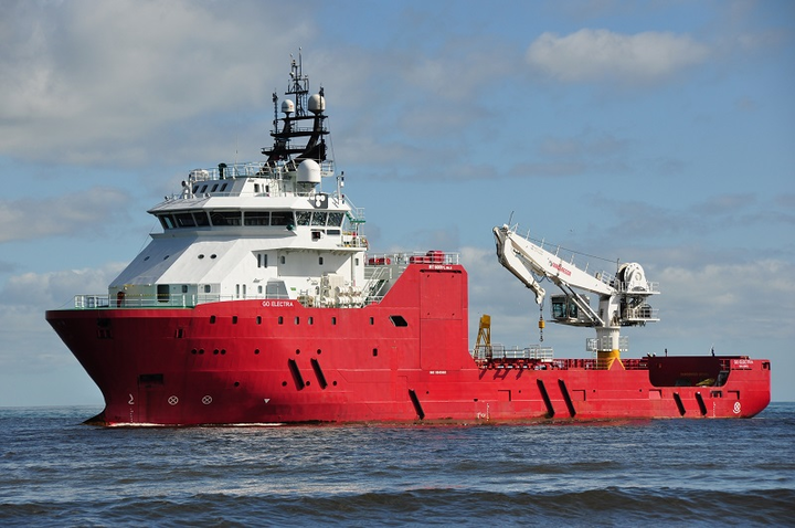 Go Electra multi-service vessel