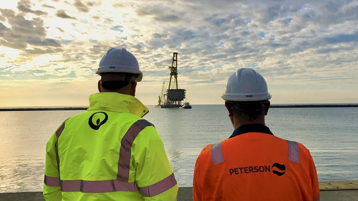 Veolia-Peterson to collaborate with Allseas on major UK northern North Sea decommissioning project