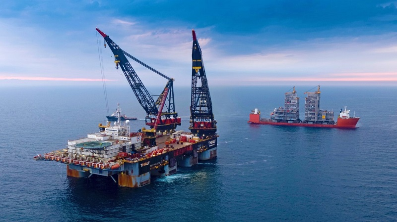 Martin Linge project in the North Sea