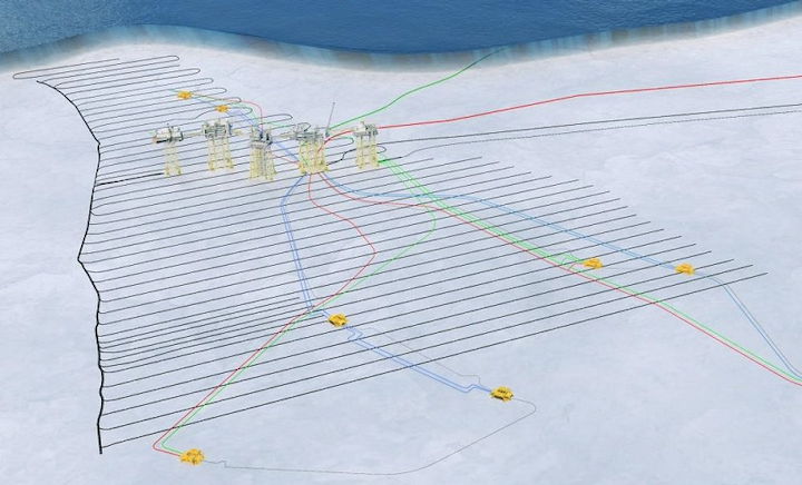 Alcatel Submarine Networks and the Equinor-operated Johan Sverdrup field development offshore Norway