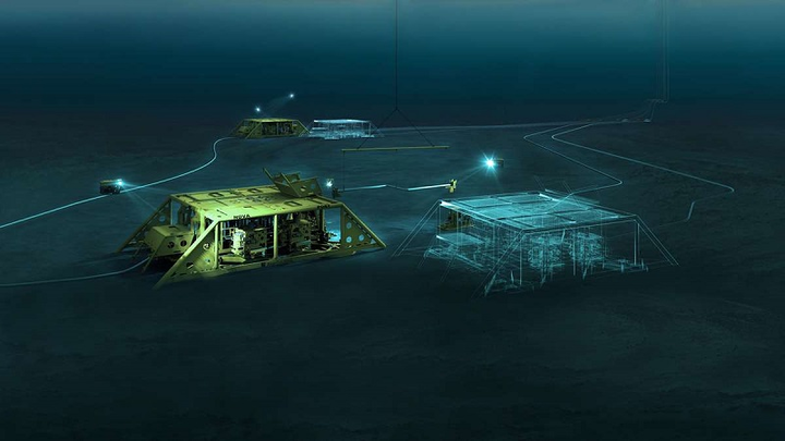 Digital twin for the Nova subsea production system