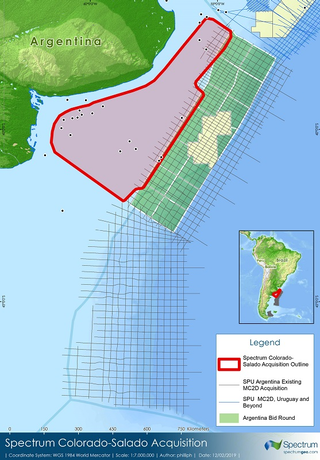 Spectrum begins 2D multi-client seismic survey offshore