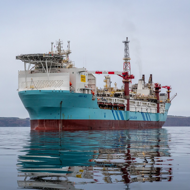 Lancaster FPSO on station west of Shetland | Offshore Magazine