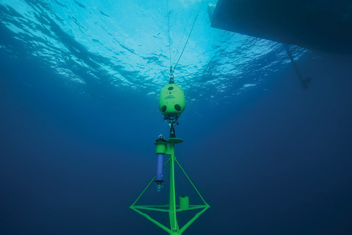 Multi-purpose ROV Cuts Time And Cost Of LBL Deployments