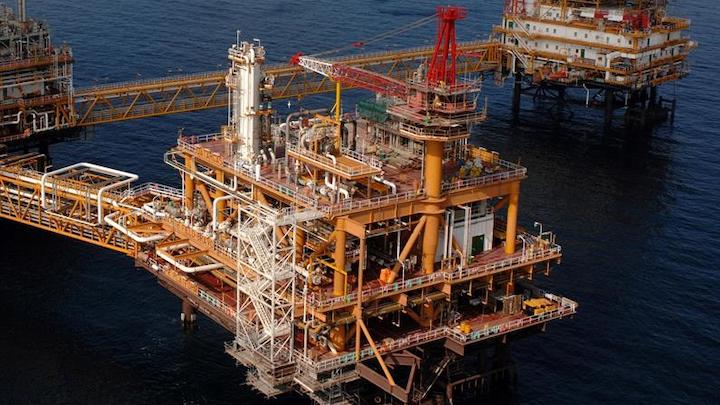 North Field offshore Qatar