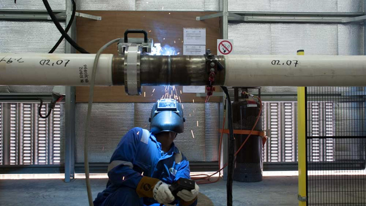 PTL provides pipeline welding, field joint coating and spoolbase services.