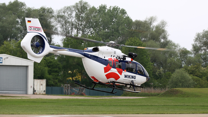 Wiking Helikopter Service now has five H145 helicopters in its fleet.