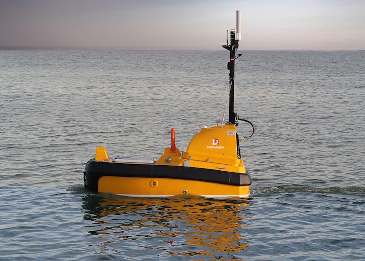 C-Stat 2 autonomous vessel