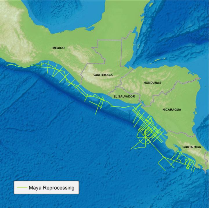 Maya Reprocessing program