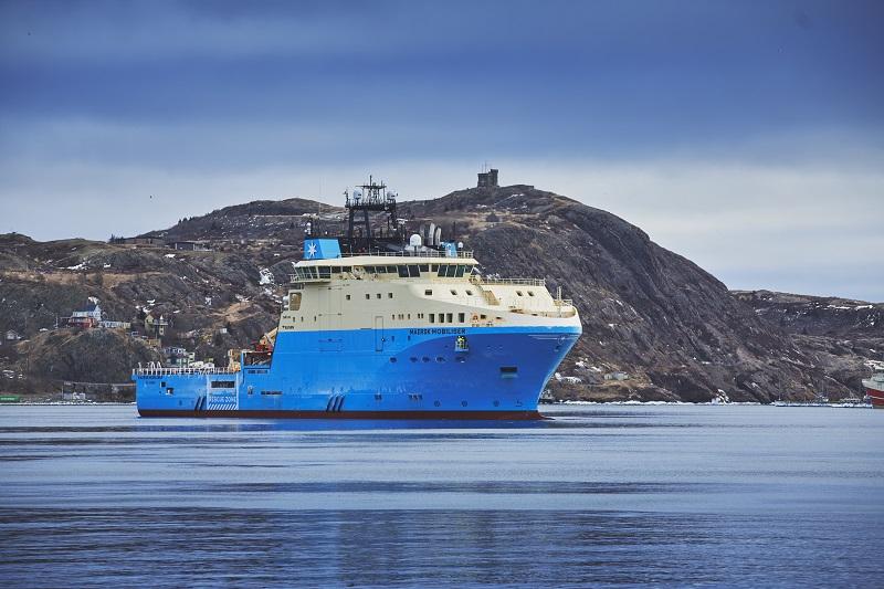 Maersk Mobiliser