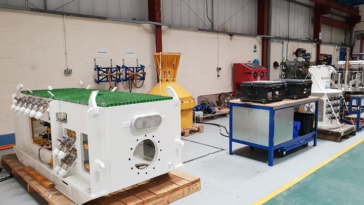 EC-OG's Subsea Power Hub