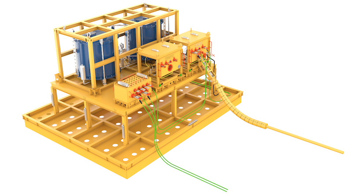 Oceaneering's subsea pumping technology