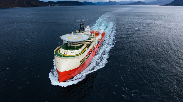 The Island Venture is one of two light well intervention vessels that C-I will use for mechanical and hydraulic acid stimulations at BP assets in the deepwater Gulf of Mexico.