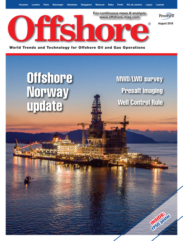 Offshore Volume 78, Issue 8