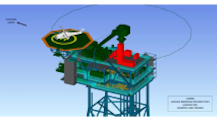 The final front-end engineering design study for the Jackdaw wellhead platform is due to be delivered in December.