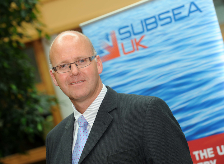 Neil Gordon is the chief executive of Subsea UK.