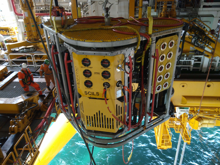 The Subsea Controls and Intervention Light System was used recently for a two-well P&A campaign on the Jette field offshore Norway.