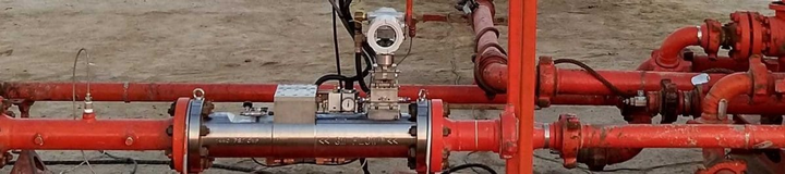 Adjusta-Cone is said to be the world's first automatic and fully adjustable, differential pressure cone meter for natural gas.