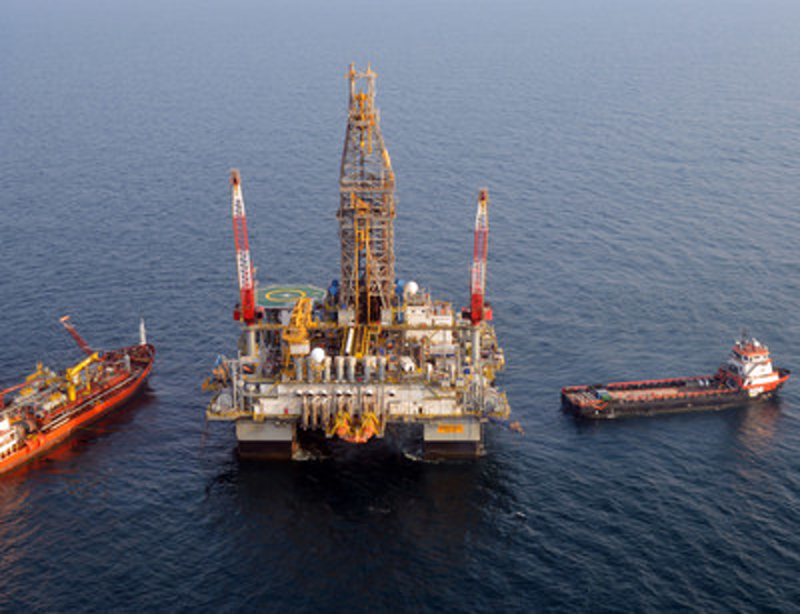 The semisubmersible ENSCO 8503 drilled the Zama oil field appraisal wells.
