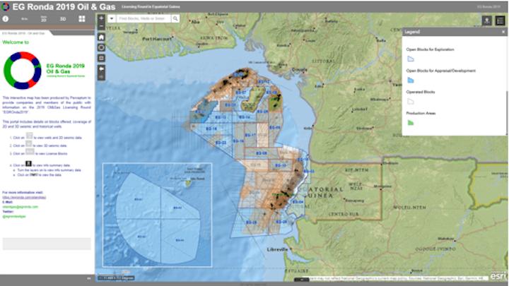 Equatorial Guinea 2019 Oil & Gas Licensing Round