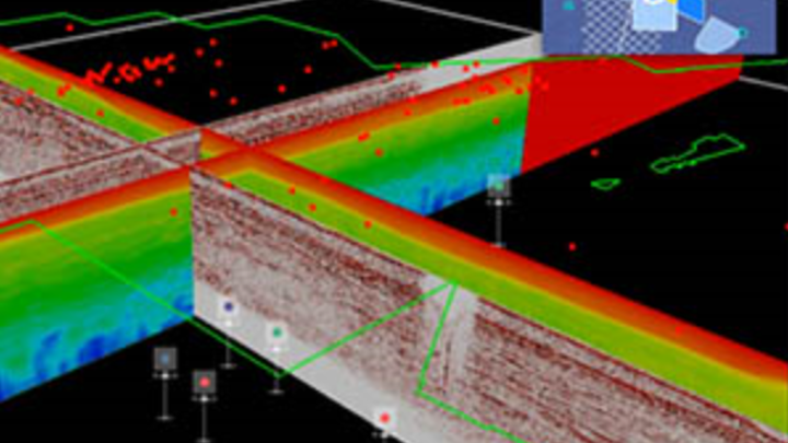 The GAIA Viz workflow allows users to collaboratively screen the subsurface.