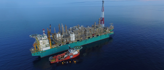 Petronas recently relocated the PFLNG Satu from the Kumang cluster field to the Kebabangan cluster field offshore Sabah, Malaysia.