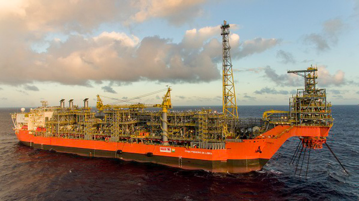 The FPSO Pioneiro de Libra, which has a capacity of 50,000 b/d, is producing as expected and delivering data on the Mero field, reservoir, and productivity of the wells.