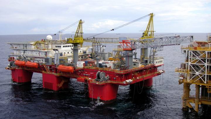 The Safe Concordia is under contract to MODEC offshore Brazil.