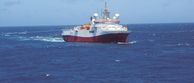 CGG to manage Shell's Brunei seismic processing needs