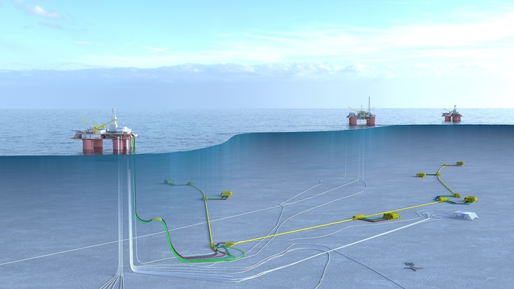 ExxonMobil has retained its position in more than 20 other fields offshore Norway, including Snorre.