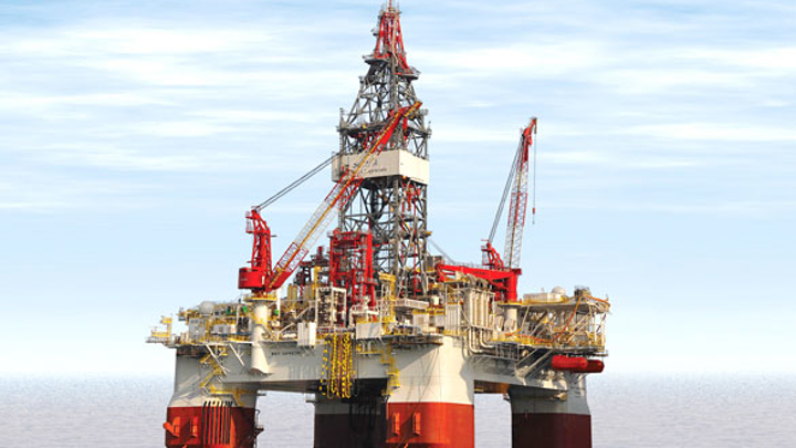 Later this year the semisubmersible West Capricorn will drill for Kosmos Energy in the US Gulf of Mexico.