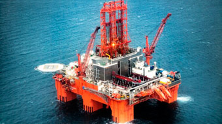 The semisubmersible West Phoenix will drill well 6507/2-5 S on the Dønna terrace in license PL942 in the Norwegian Sea.