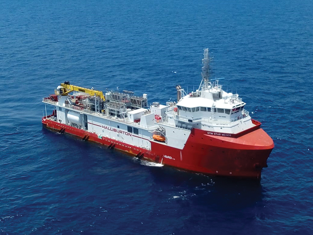 Stimulation vessel survey reflects changing market conditions | Offshore