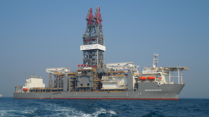 BHP used Transocean's drillship Deepwater Invictus for Phase 3 of its deepwater drilling campaign offshore Trinidad and Tobago.