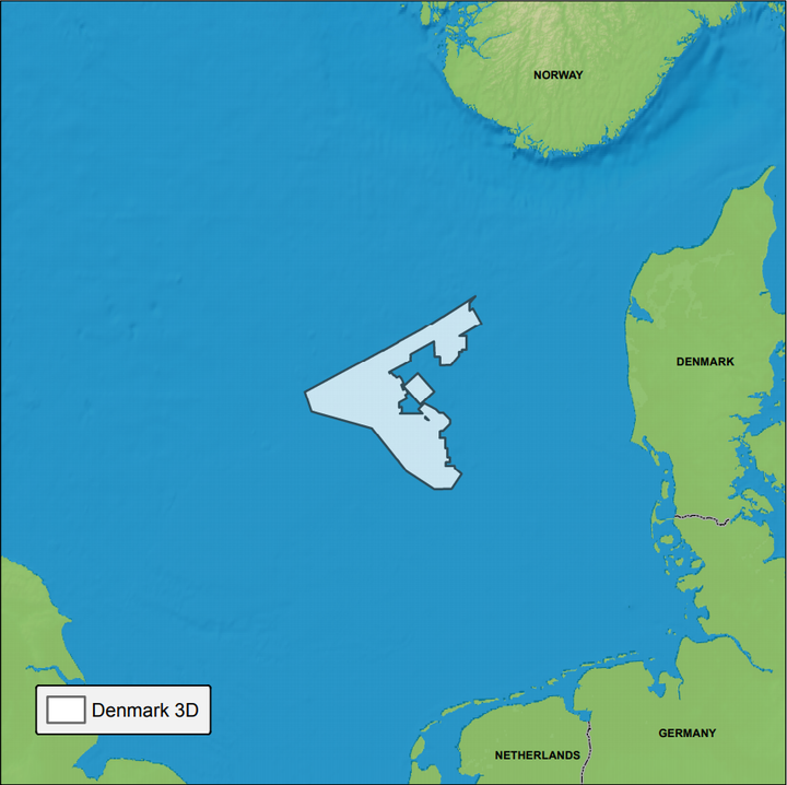 Denmark 3D is a new multi-client reimaging program offshore Denmark.
