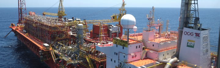 The Baúna field, in shallow water off São Paulo State, currently generates around 20,000 b/d of oil through the FPSO Cidade de Itajaí.