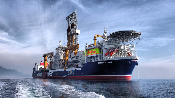 The drillship Stena Forth is drilling the Jethro-Lobe and Joe prospects on the Tullow Oil-operated Orinduik block offshore Guyana.