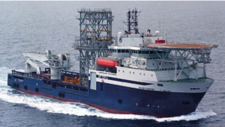 The Island Frontier will conduct well intervention activities on the Trestakk and Utgard fields in the Norwegian Sea and North Sea.