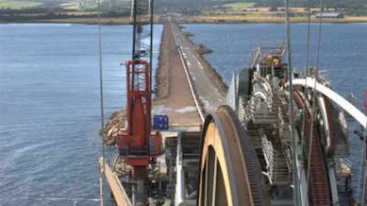 The company provide high frequency induction line pipe for an oil and gas project northeast of Shetland in the UK North Sea.