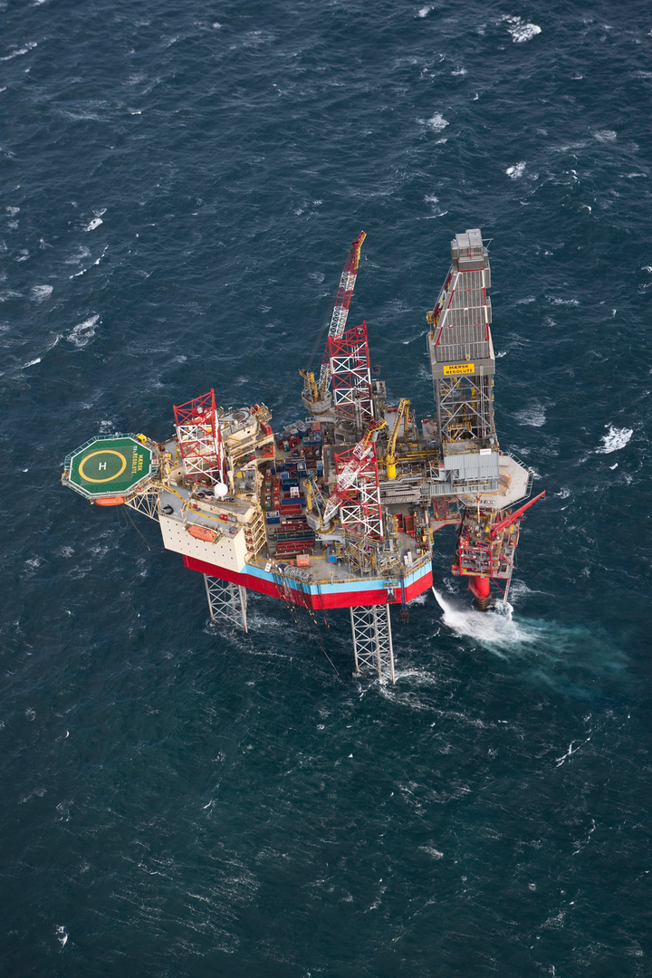 The jackup Maersk Resolute will work on the Wollaston and Ravenspurn fields in the UK North Sea.