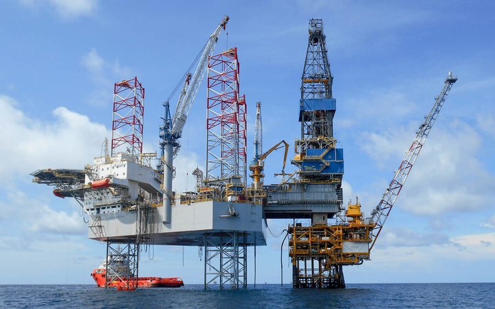 The jackup drilling rig Noble Sam Hartley is under contract to Total in the UK.