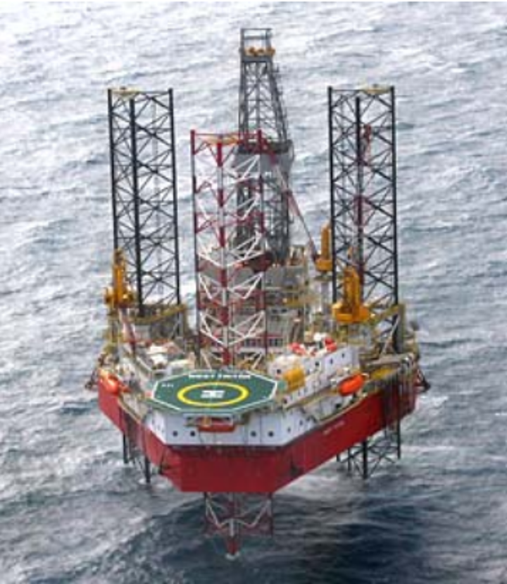 The jackup Shelf Drilling Tenacious has received a two-year contract extension.
