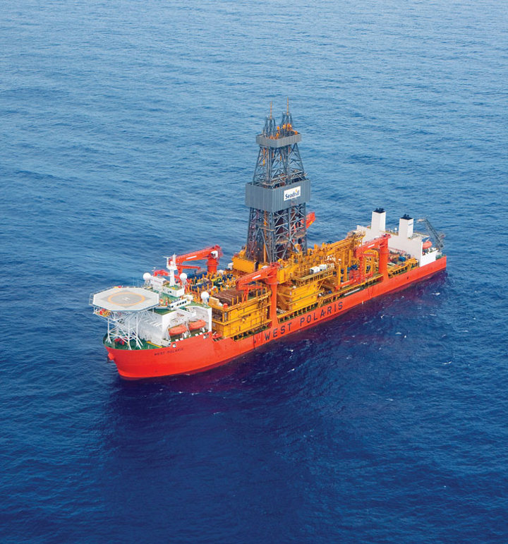 The West Polaris' one-year contract offshore southern Asia is expected to start in 1Q 2020.