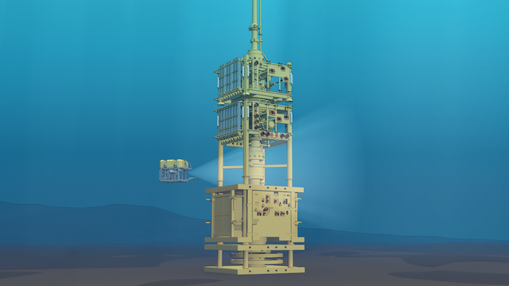 An Intervention Riser System will operate on Petronas' Chinguetti field Phase II P&A program offshore Mauritania.
