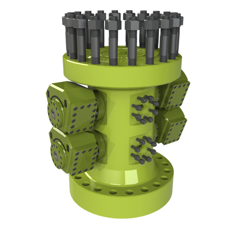 The open water Revolution valves are expected to be delivered early next year.