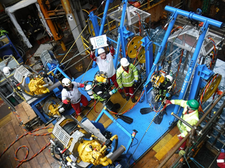 The company used a Zone 2-rated nitrox system to directly extend dive times and increase productivity while simultaneously reducing manning levels.