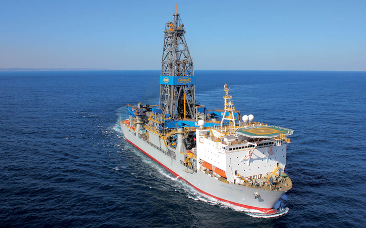 The drillship Noble Don Taylor drilled the the Bulleit prospect in Green Canyon block 21.