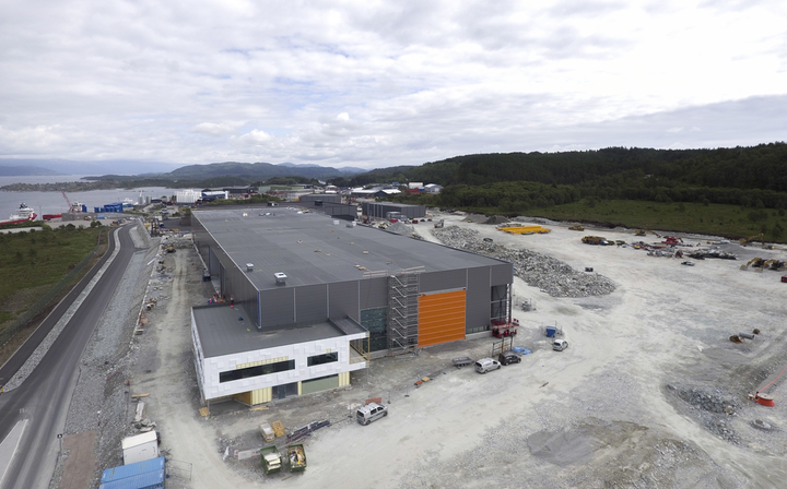 The company has invested in a new 10,000-sq m (107,639-sq ft) facility for BOP-related services in Mongstad, western Norway.