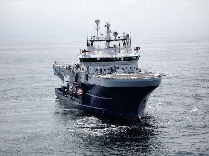 The company performed IRM work using the dive support vessel Rever Sapphire for Spirit Energy.